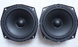 Pair of KEF drivers B130 SP1399 Mid Bass woofer